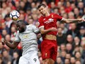Bek Liverpool Yakin Lukaku Sengaja Tendang Mukanya