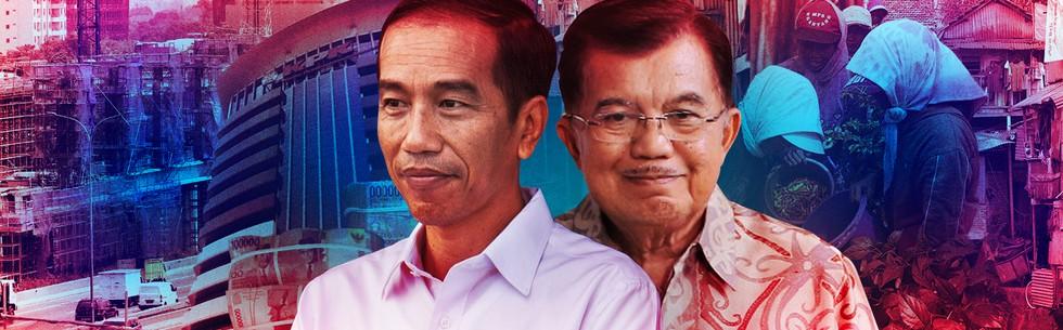Pasang Surut 'Jokowinomics'