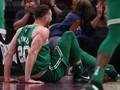FOTO: Insiden Patah Kaki Pemain Boston Celtics Gordon Hayward