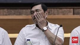Luhut: Saya Jengkel kalau Orang Bilang Presiden Bohong
