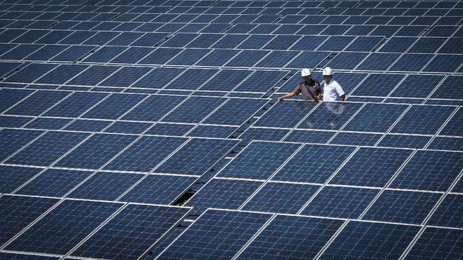 Realisasi investasi pada Energi Baru, Terbarukan, dan Konversi Energi pada kuartal pertama 2018 baru mencapai 14,7 persen target tahun ini sebesar US$2 miliar.
