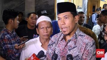 FPI Angkat Suara soal Pertemuan Jokowi-Prabowo