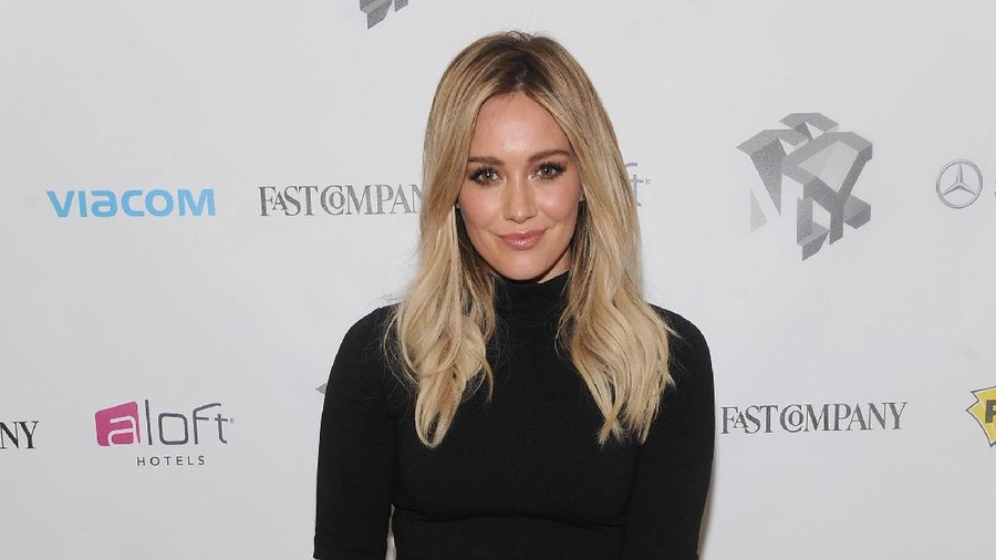Hilary Duff Berbagi Cerita tentang Perubahan Setelah Jadi Ibu