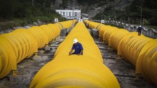 Pemerintah Bahas Usulan Tarif Penggunaan Air untuk PLTA