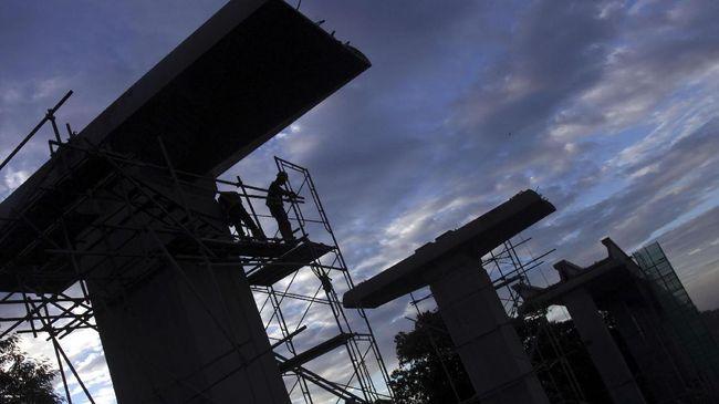 Menhub Budi Karya mengatakan, pembangunan LRT di Jakarta tak akan tepat waktu, sehingga tak siap untuk Asian Games 2018.
