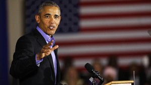 Obama soal Demo George Floyd: AS Terbentuk dari Sebuah Protes