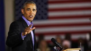 Obama Kutuk Keras Kekerasan Aparat kepada Pengunjuk Rasa