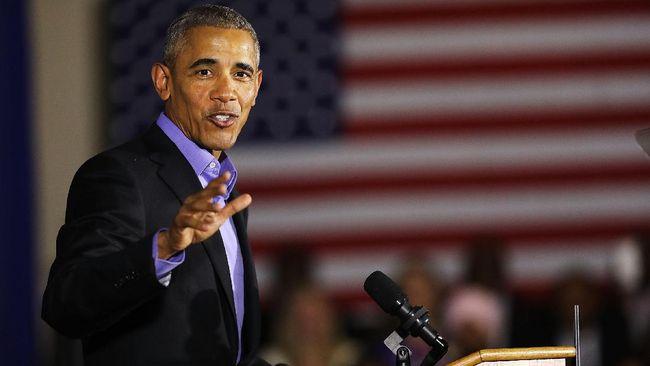 Mantan Presiden Barack Obama mengatakan bahwa citra yang dibentuk musik rap masa kini memicu peningkatan dukungan warga kulit hitam terhadap Donald Trump.