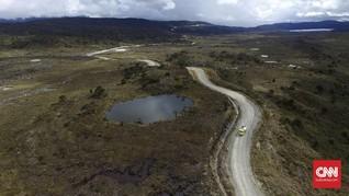 Dokumen UNESCO Soroti Proyek Jalan Trans Papua di TN Lorentz