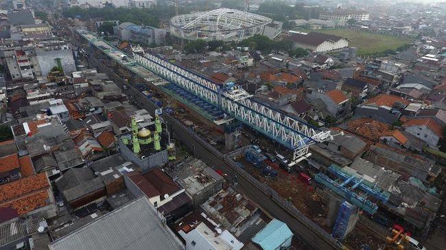 Dewan Transportasi Kota Jakarta menilai fasilitas integrasi antar moda dalam pembangunan kereta api ringan (light rail transit/LRT) Jakarta masih minim.
