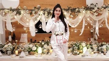 Lucu Nih, Baby Shower-nya Sandra Dewi