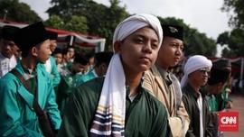 FOTO: Delman Ramaikan Kirab Budaya Hari Santri Nasional 2017