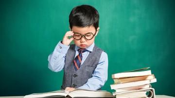 7 Tanda Anak Punya Kecerdasan Intelektual di Atas Rata-rata