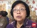 Setelah Luhut dan Susi, Siti Nurbaya Diperiksa soal Reklamasi