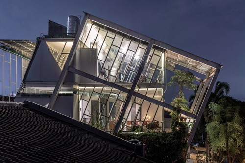 12 Rumah Paling Unik di Dunia, Ada dari Indonesia!