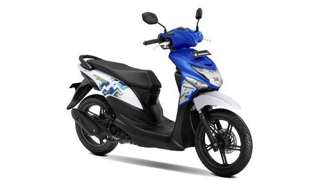 Skuter matik New Honda BeAt Pop eSP