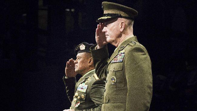 Gatot Nurmantyo kecewa karena ditolak masuk AS saat ingin memenuhi undangan dari Joseph Dunford, sosok jenderal yang dia anggap sebagai sahabat.