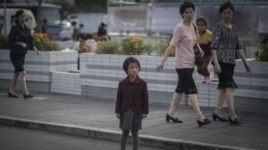 Riset: 1 dari 5 Anak-anak Korut Alami Stunting