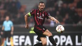 Chiellini: Bonucci Pindah ke AC Milan Tak Logis