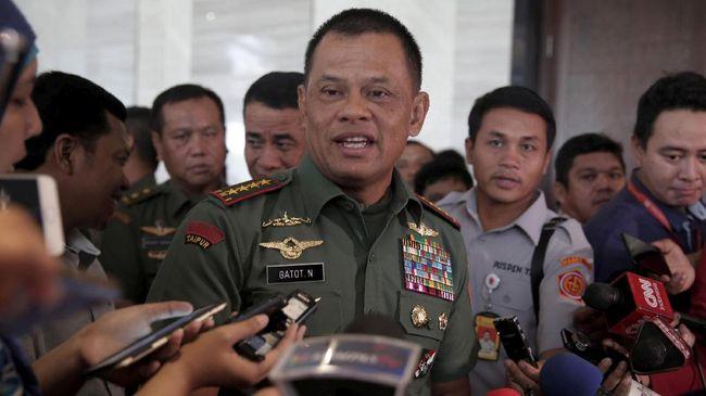 Kedubes AS di Indonesia menyatakan bahwa penolakan Panglima TNI, Gatot Nurmantyo, saat ingin terbang ke Paman Sam terjadi karena kesalahan administratif.