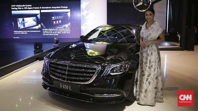 Mercedes Benz Lengkapi Deretan Sedan Premium Dengan S 450 L