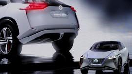 FOTO: Deretan Kendaraan Futuristik di Tokyo Motor Show