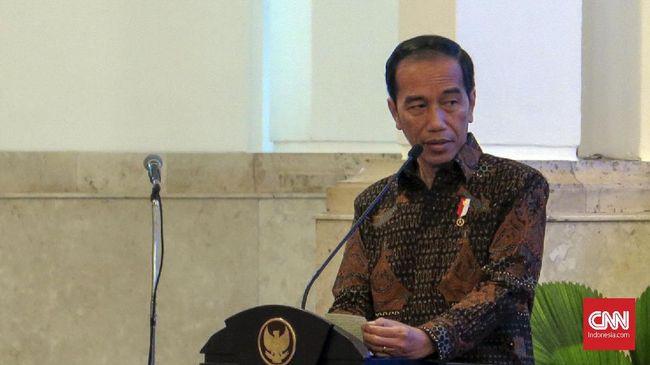 Jokowi Minta Evaluasi Insentif Tax Allowance dan Tax Holiday