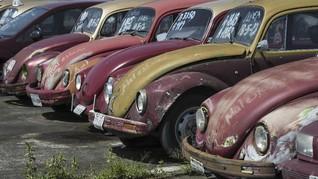 Dealer Pasang Poster Nazi, Volkswagen Marah Besar