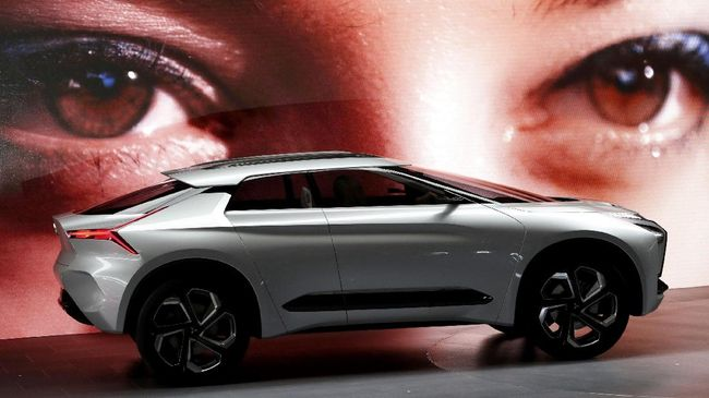 Mitsubishi Pamer Mobil Konsep Masa Depan, e-Volution