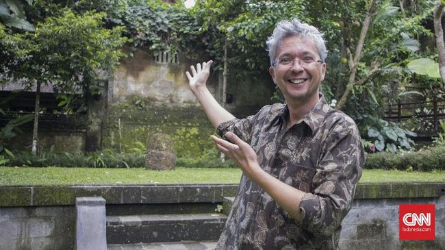 Pierre Coffin, sutradara Minions dan Despicable Me berdarah Perancis serta Indonesia, berbicara masa kecil sampai menghasilkan makhluk kuning pencinta pisang.