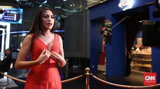 Jessica Iskandar Bingung Disebut Jadi Pemeran di Video Syur