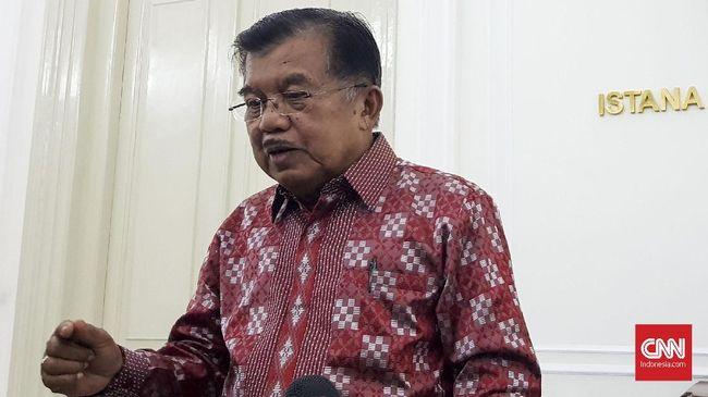 Wakil Presiden Jusuf Kalla mengingatkan warga NU tak terpecah belah hanya karena perbedaan pilihan politik.