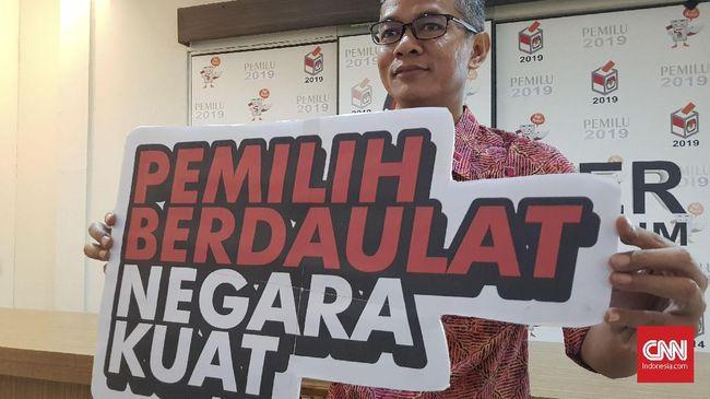 KPU Gelar Gladi Kotor Debat Perdana Hari Ini