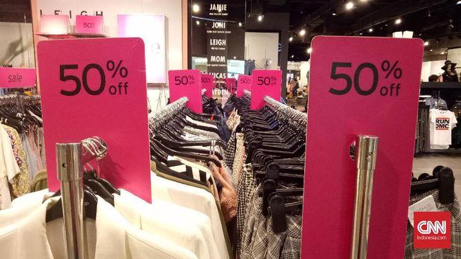 Program diskon besar bertajuk Tangerang Great Sale yang dilaksanakan mulai 20 Februari-20 Maret 2019 dinilai telah meningkatkan belanja ritel hingga 25 persen.