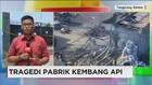 Tragedi Kebakaran di Pabrik Kembang Api Tangerang
