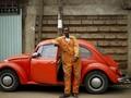 FOTO: Menghidupkan Kembali VW Bettle dari 'Mati Suri'