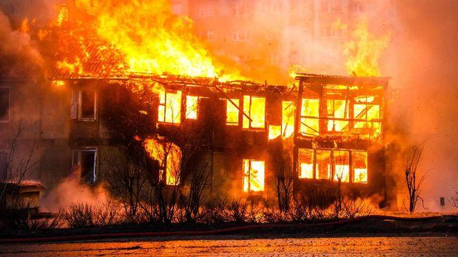 Tak ada korban jiwa dalam kebakaran di Malaysia, 102 WNI dari 13 keluarga menjadi korban kebakaran.