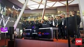 Bangun 1.000 Kios, MCash Targetkan Transaksi Rp5 M Per Hari