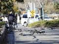 FOTO: Sisa-sisa Kengerian Teror New York