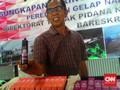 Liquid Vape Ganja Asal Belanda Beredar di Indonesia