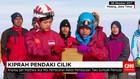 Pendaki Cilik Taklukkan 7 Puncak Tertinggi Indonesia