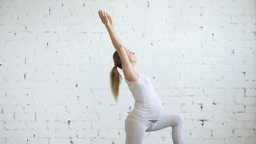 Cerita Para Bunda tetang Manfaat Yoga Saat Hamil