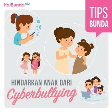 Tips Hindarkan Anak dari Cyberbullying