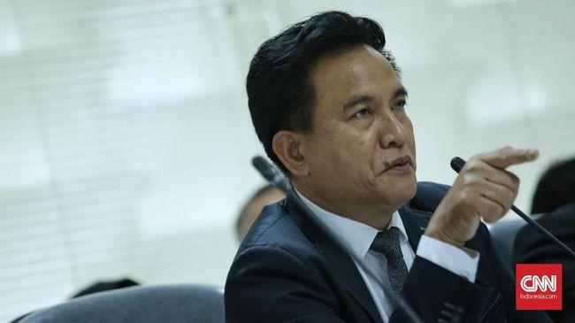 Yusril Ihza Mahendra menyarankan kepada Presiden Jokowi tidak ikut memperkarakan Habib Bahar bin Smith. Jokowi sebaiknya menempuh langkah persuasif.
