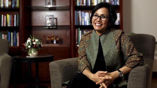 Menteri Keuangan Sri Mulyani menghibahkan properti penyelenggaraan Pertemuan IMF-Bank Dunia, laptop dan printer ke Pemda Bali, NTB dan Banyuwangi.
