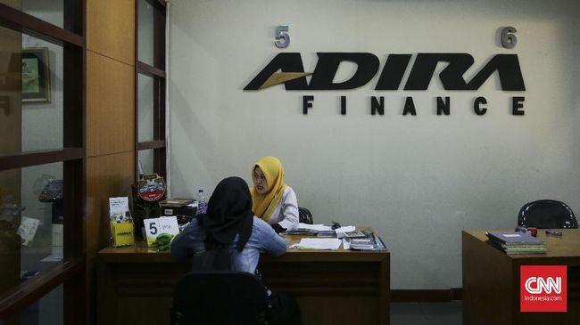 Adira Finance membagikan dividen sebesar Rp1,05 triliun dari raupan profit 2019 sebesar Rp2,1 triliun.