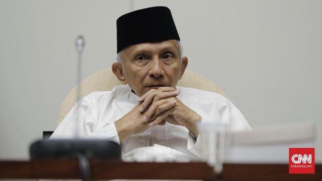 Muhammadiyah tak memberi kesempatan Amien Rais berpidato namun mengundang Jusuf Kalla, Jokowi, Prabowo, dan sejumlah tokoh jadi pemateri di sidang Tanwir.