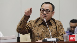 Anies Tunjuk Sudirman Said Jadi Komut Food Station Tjipinang