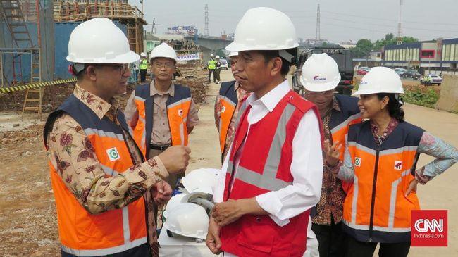 Menurut penuturan Anies, Jokowi tetap ingin pembangunan di Jakarta didukung oleh pemerintah pusat meski Ibu Kota negara akan dipindah.