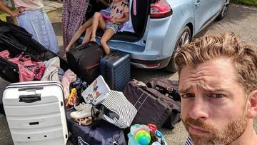 Saat Ayah 4 Anak 'Curhat Colongan' di Instagram